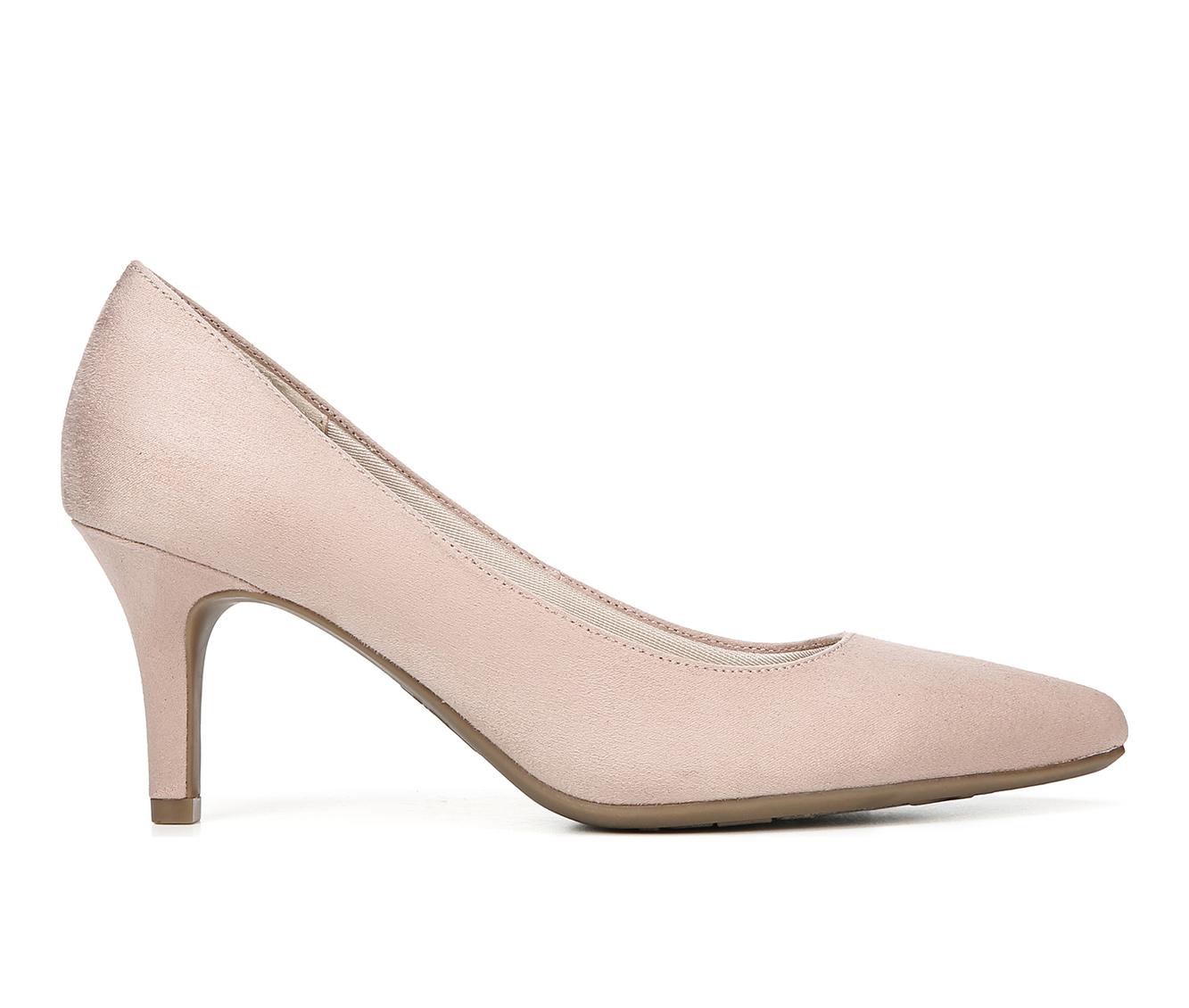 LifeStride Sevyn Women's Dress Shoe (Pink Canvas)