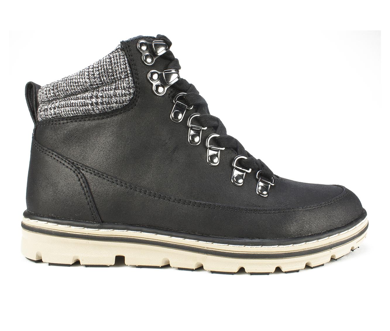 Cliffs Karmen Women's Boot (Black Faux Leather)