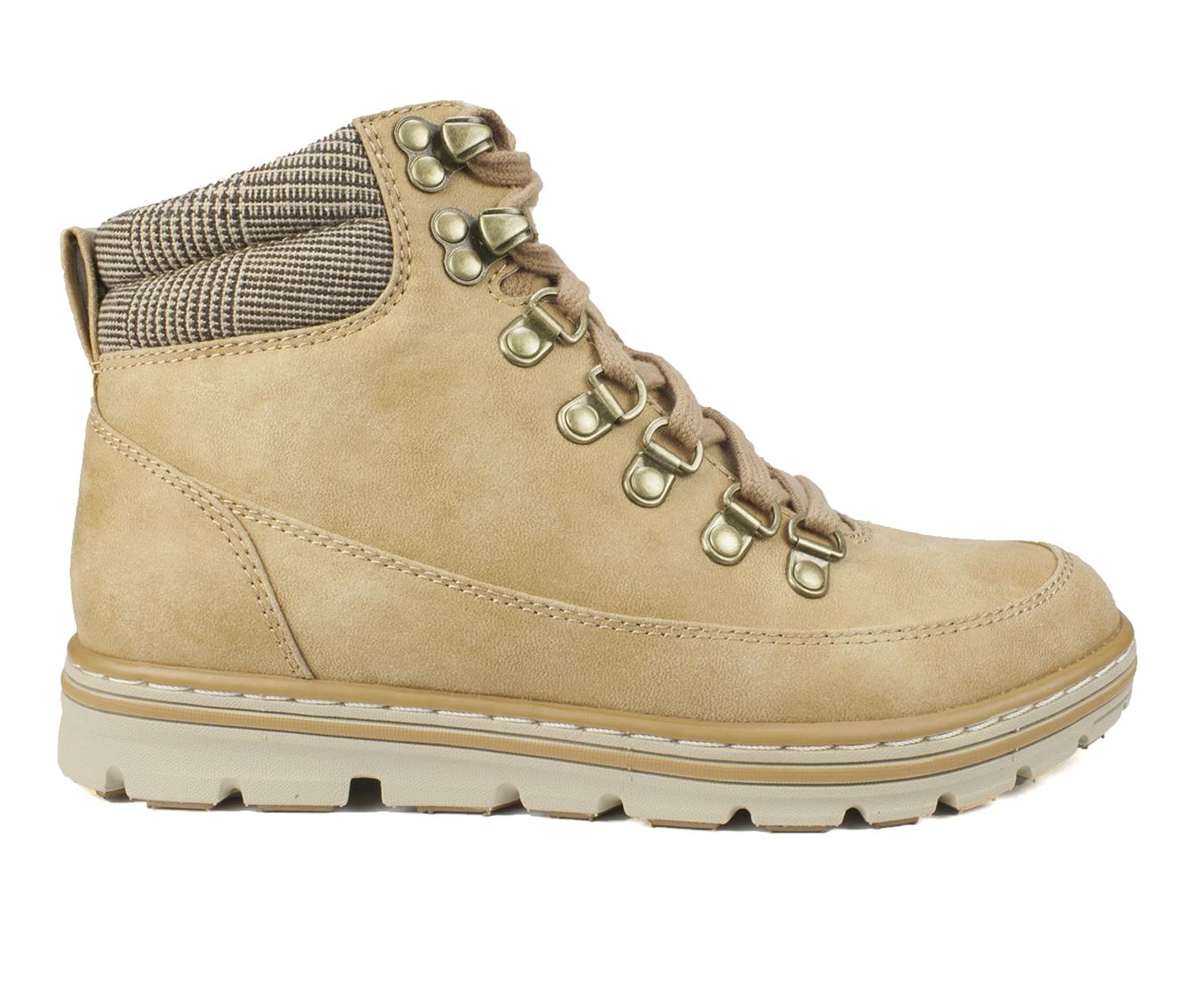 Cliffs Karmen Women's Boot (Brown Faux Leather)