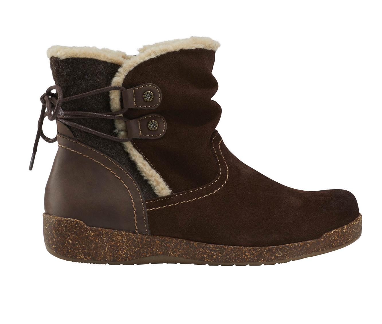 Earth Origins Aurora Jolene Women's Boots (Brown - Suede)