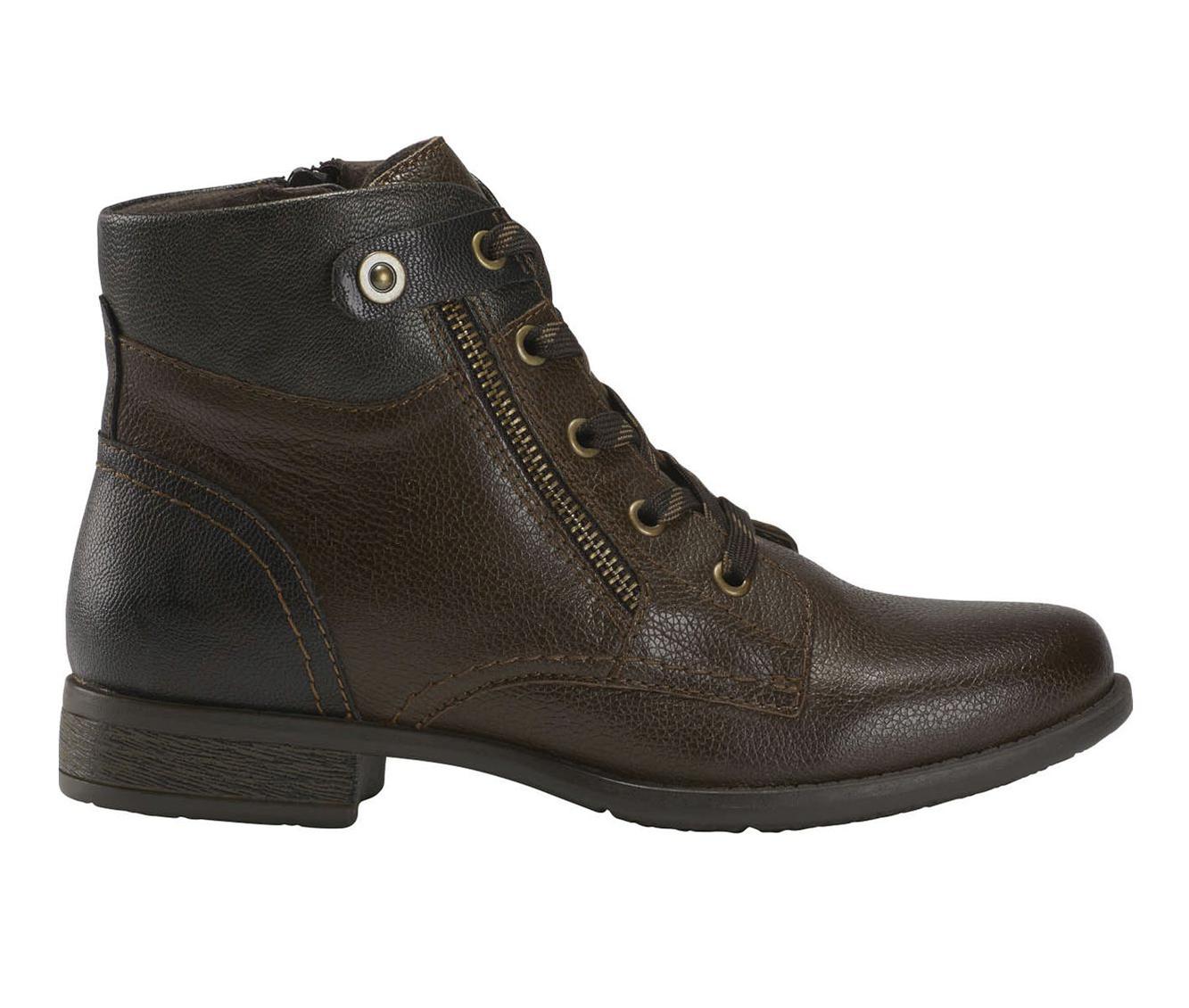 Earth Origins Navigate Nesta Women's Boots (Brown - Leather)