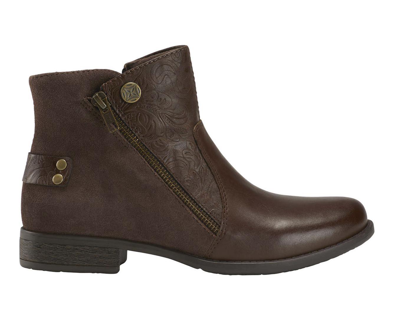 Earth Origins Navigate Noah Women's Boots (Brown - Leather)