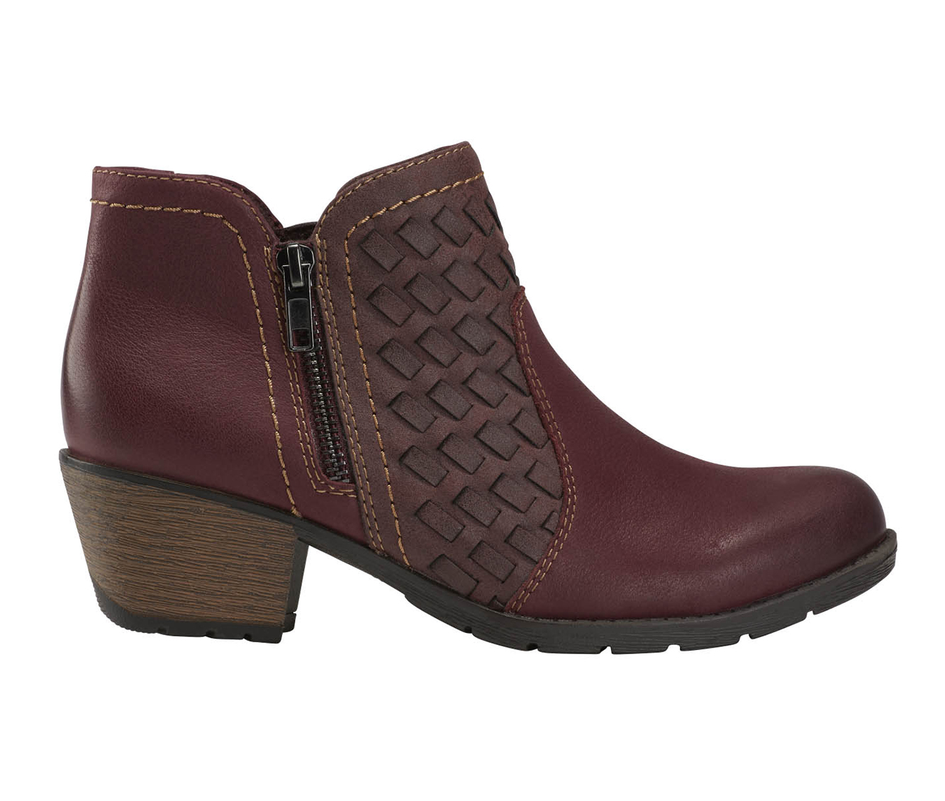 Earth Origins Oakland Alexis Women's Boot (Red Leather)