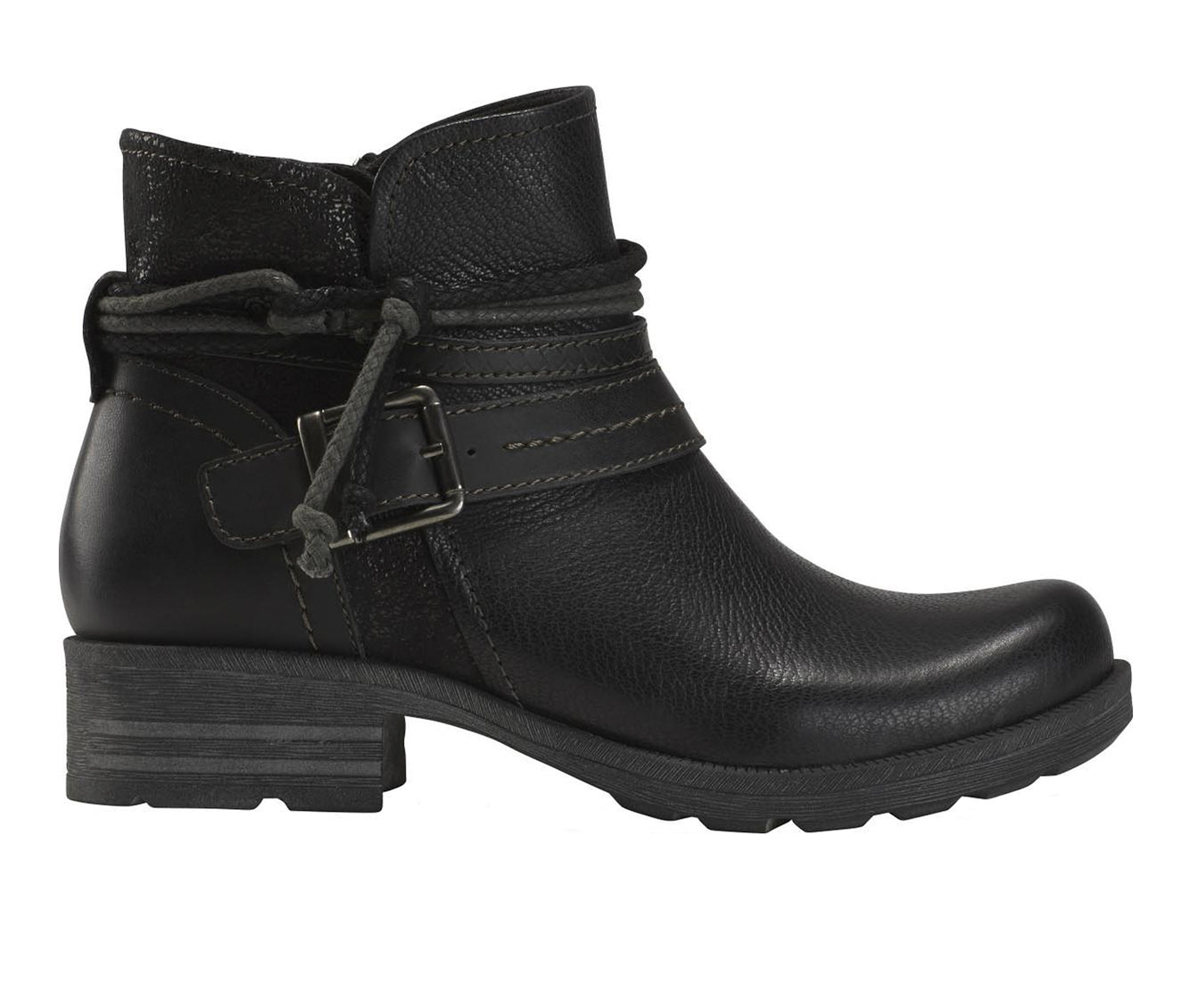 Earth Origins Randi Radley Women's Boots (Black - Leather)