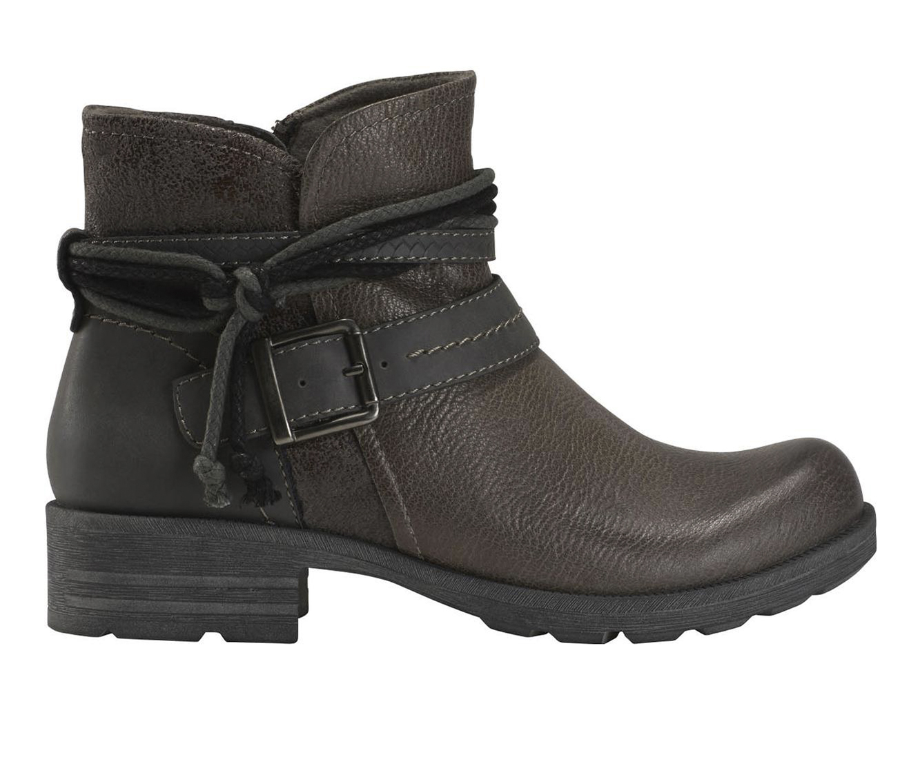 Earth Origins Randi Radley Women's Boots (Gray - Leather)