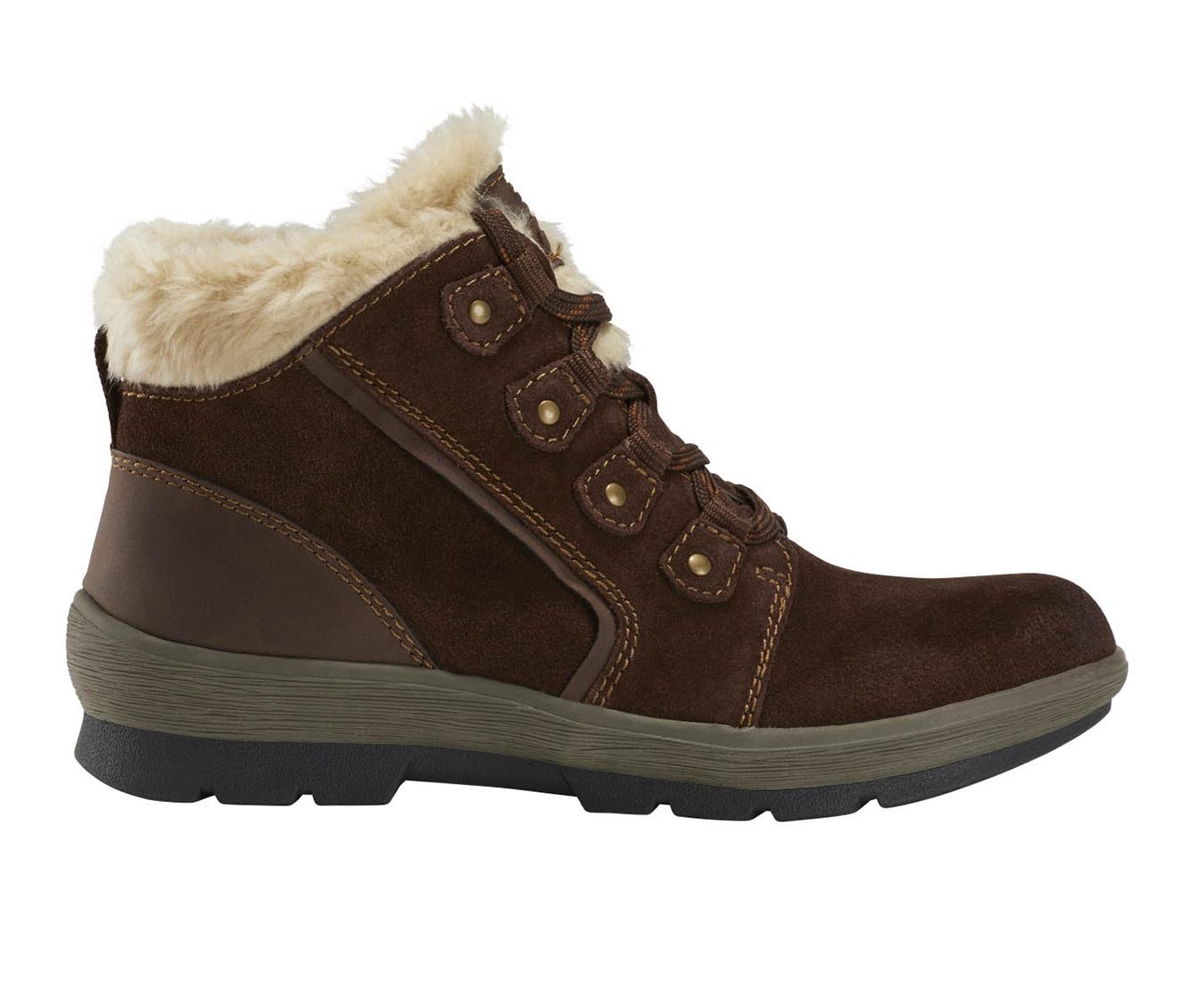 Earth Origins Sherpa Scarlett Women's Boots (Brown - Suede)