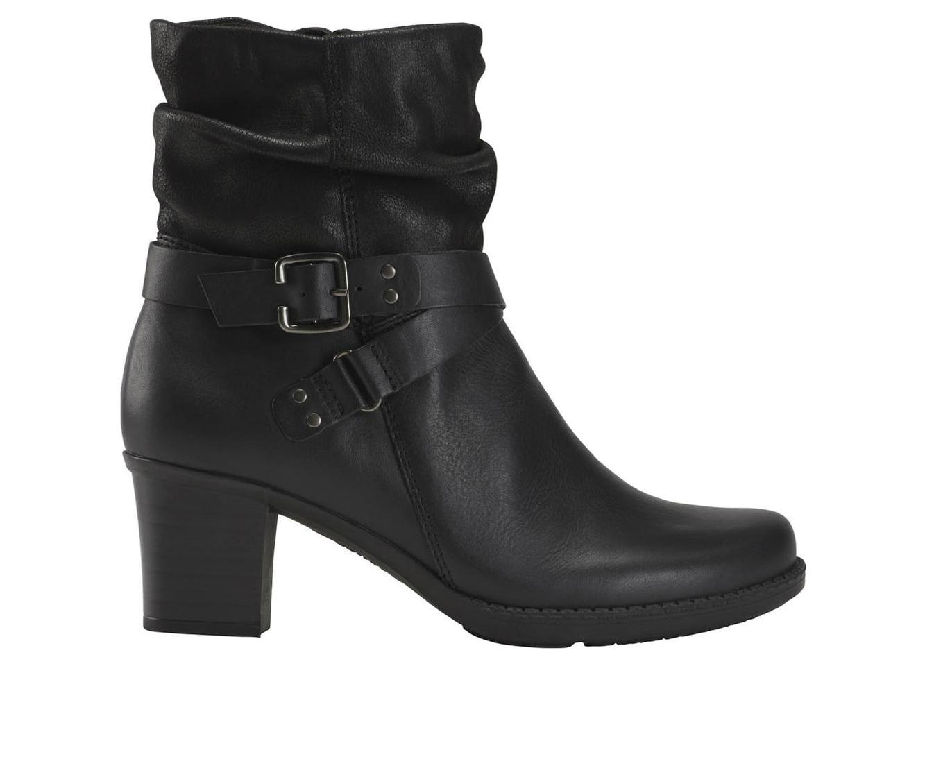 Earth Origins Wheaton Wade Women's Boots (Black - Leather)