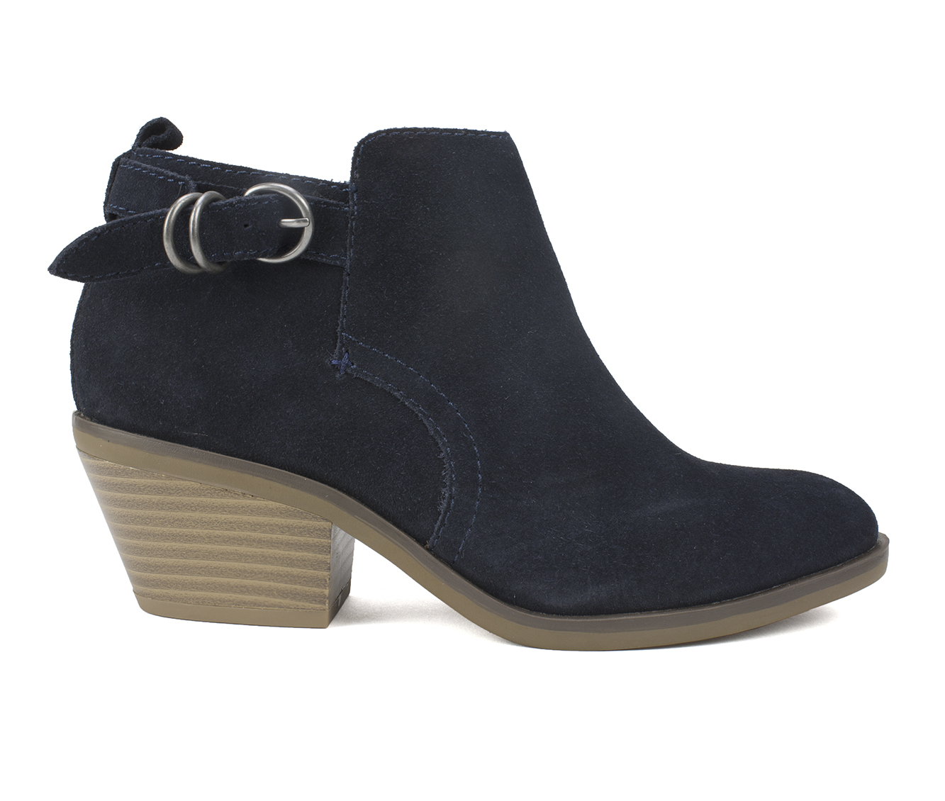 White Mountain Sadie Women's Boots (Blue - Suede)