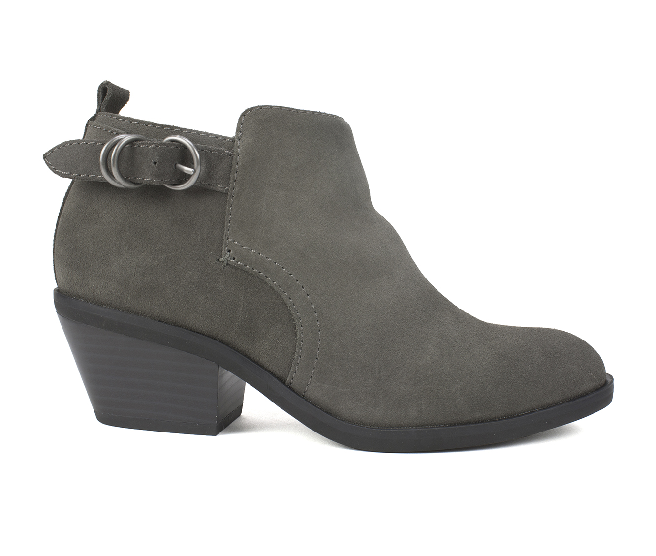 White Mountain Sadie Women's Boots (Gray - Suede)