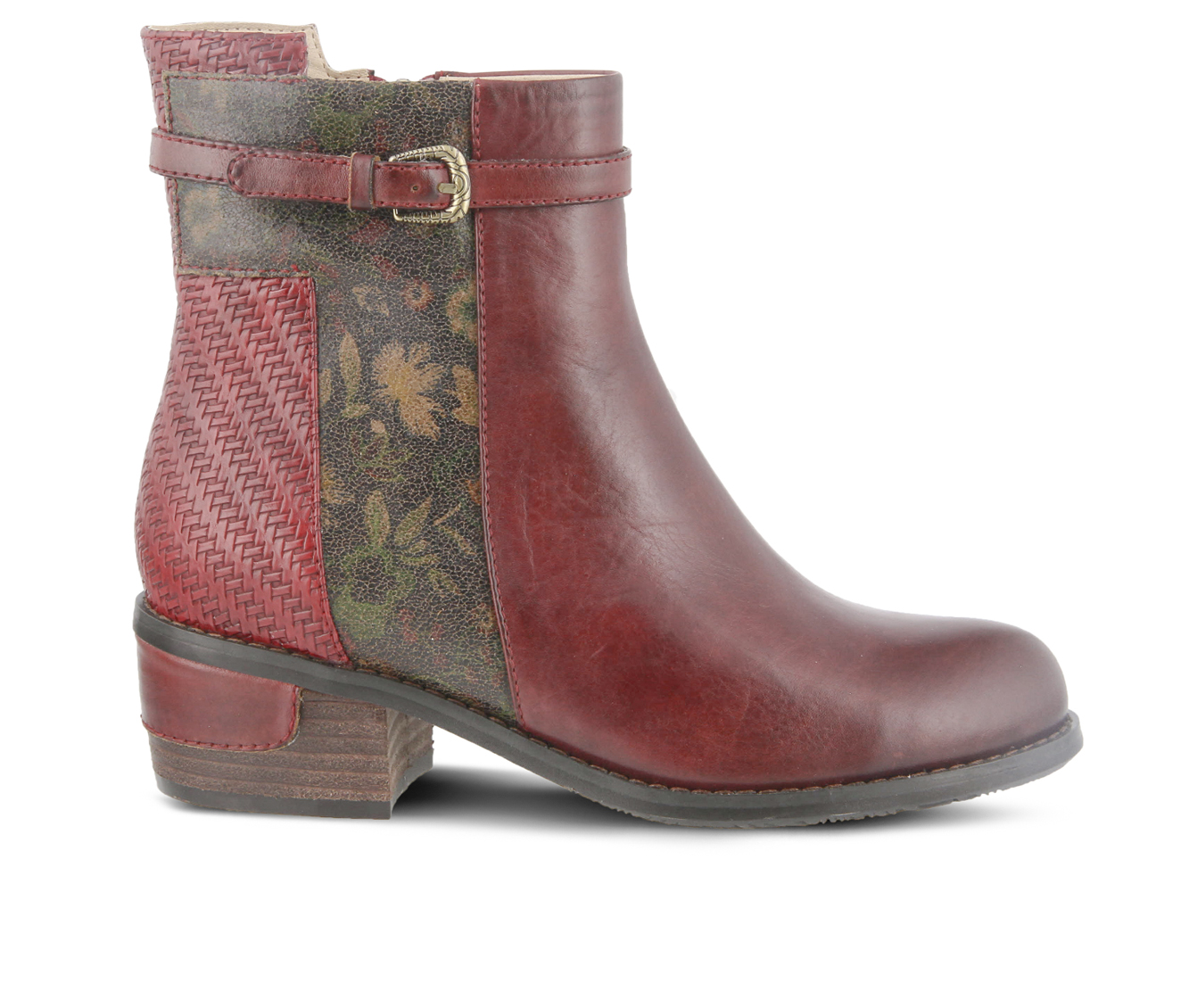 L'Artiste Kanessa Women's Boots (Red Leather)