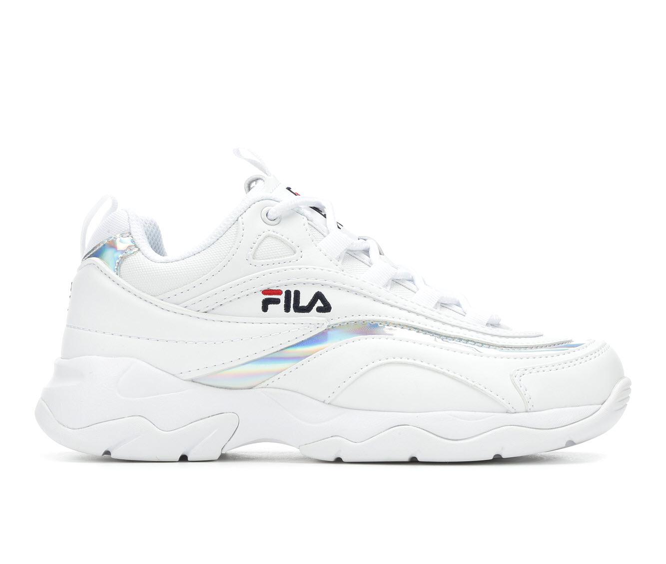 Fila Fila Ray Women's Athletic Shoe (White)
