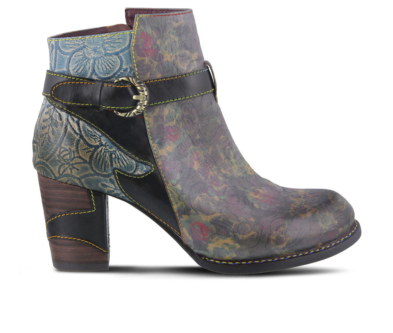 L'Artiste Tallulah Women's Boots (Black Leather)