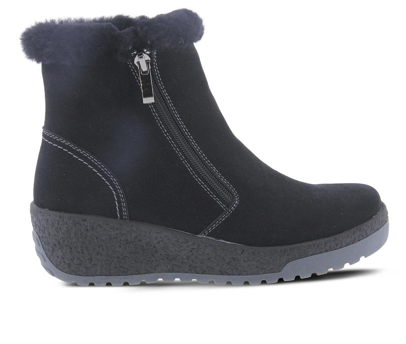 SPRING STEP Lambi Women's Boots (Black - Size EU 39 / US 8.5)