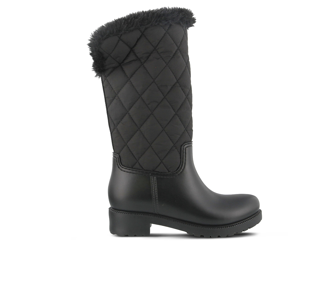 SPRING STEP Paraasto Women's Boots (Black Canvas)