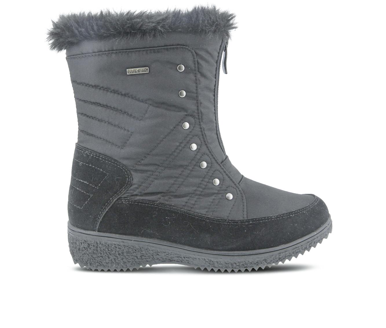 Flexus Imamu Women's Boots (Black - Size EU 39 / US 8.5)