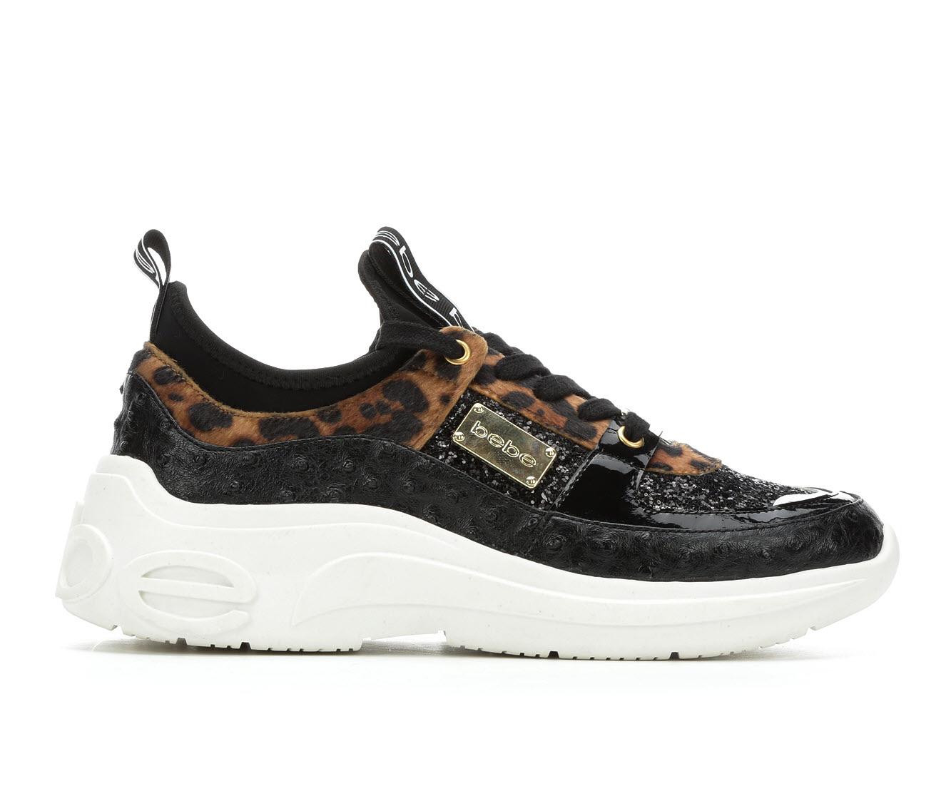 Bebe Sport LeaLea Women's Shoe (Multi-color Faux Leather)