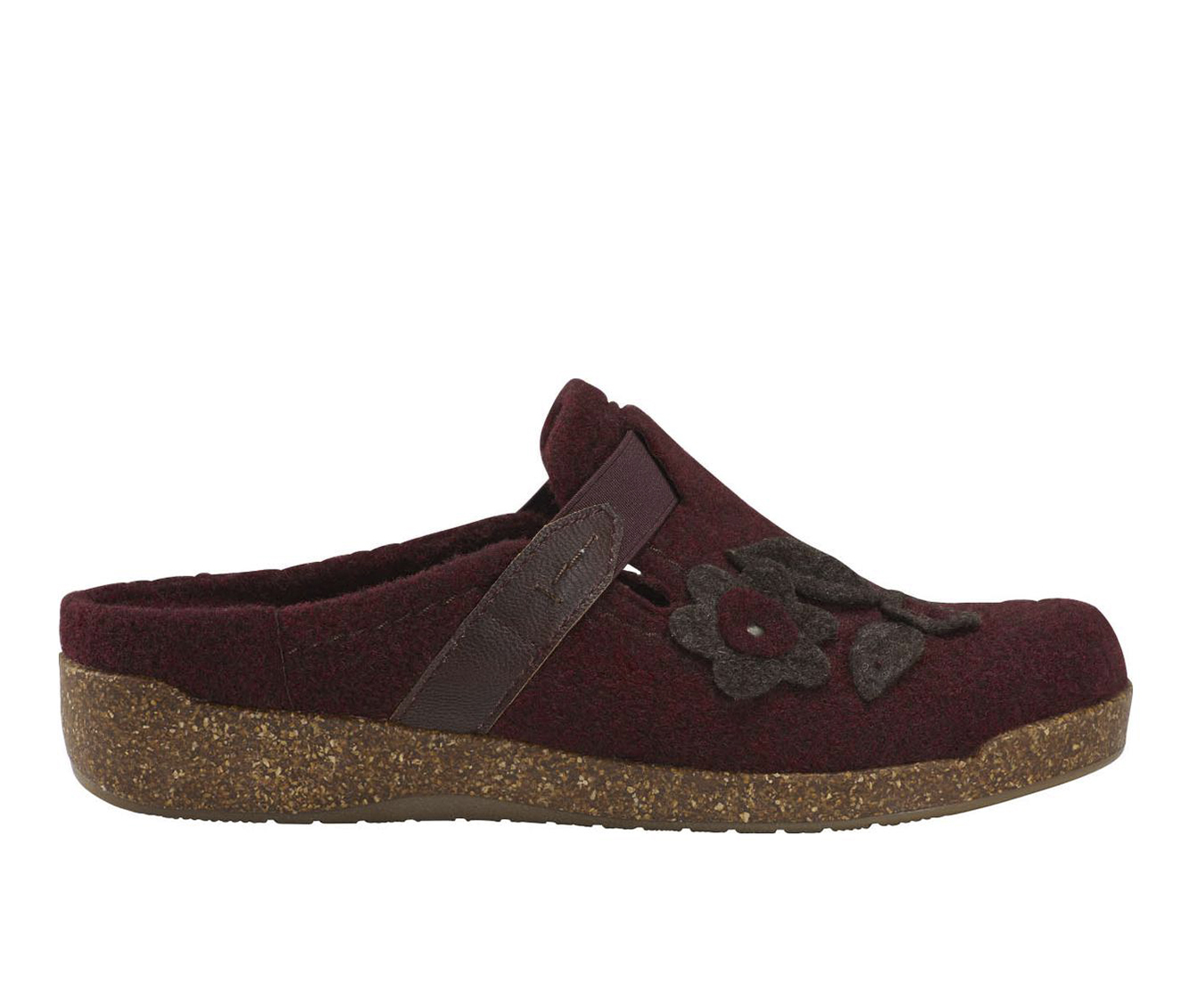 Earth Origins Aurora Jackie Women's Shoe (Red Canvas)