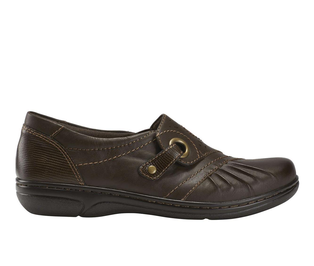 Earth Origins Glendale Gabrielle Women's Shoe (Brown Leather)