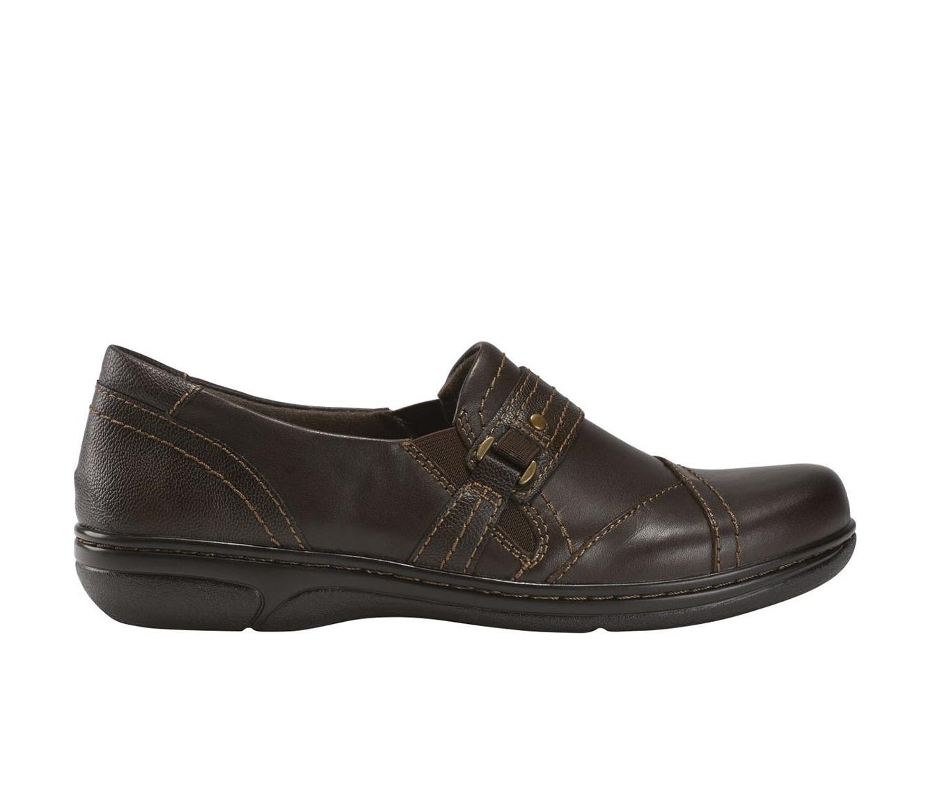 Earth Origins Glendale Gloria Women's Shoe (Brown Leather)