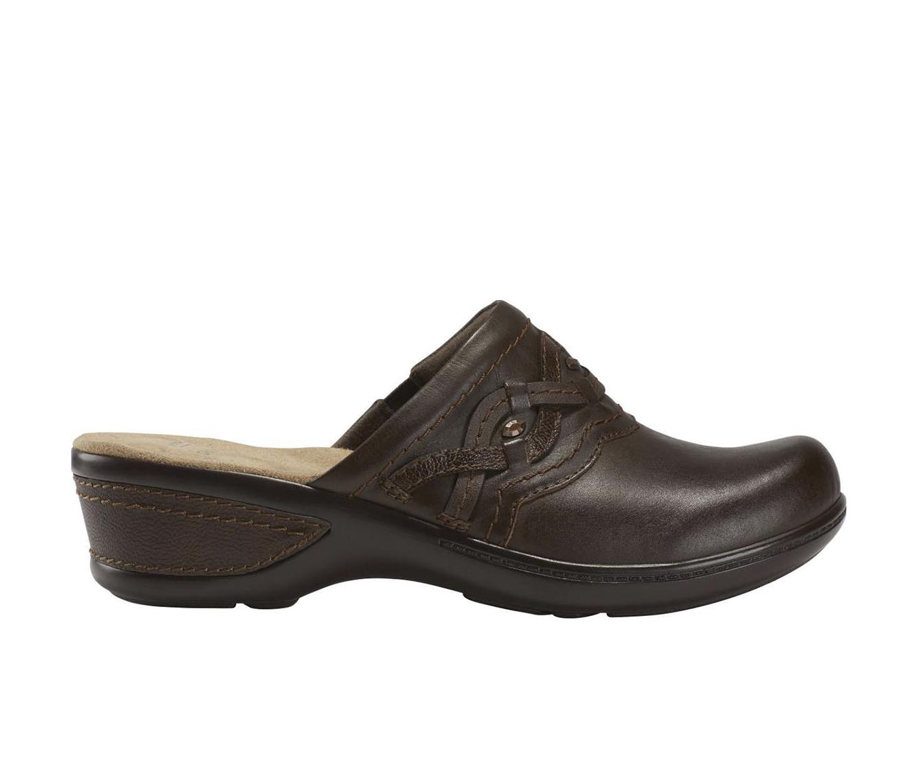 Earth Origins Jackal Janice Women's Shoe (Brown Leather)