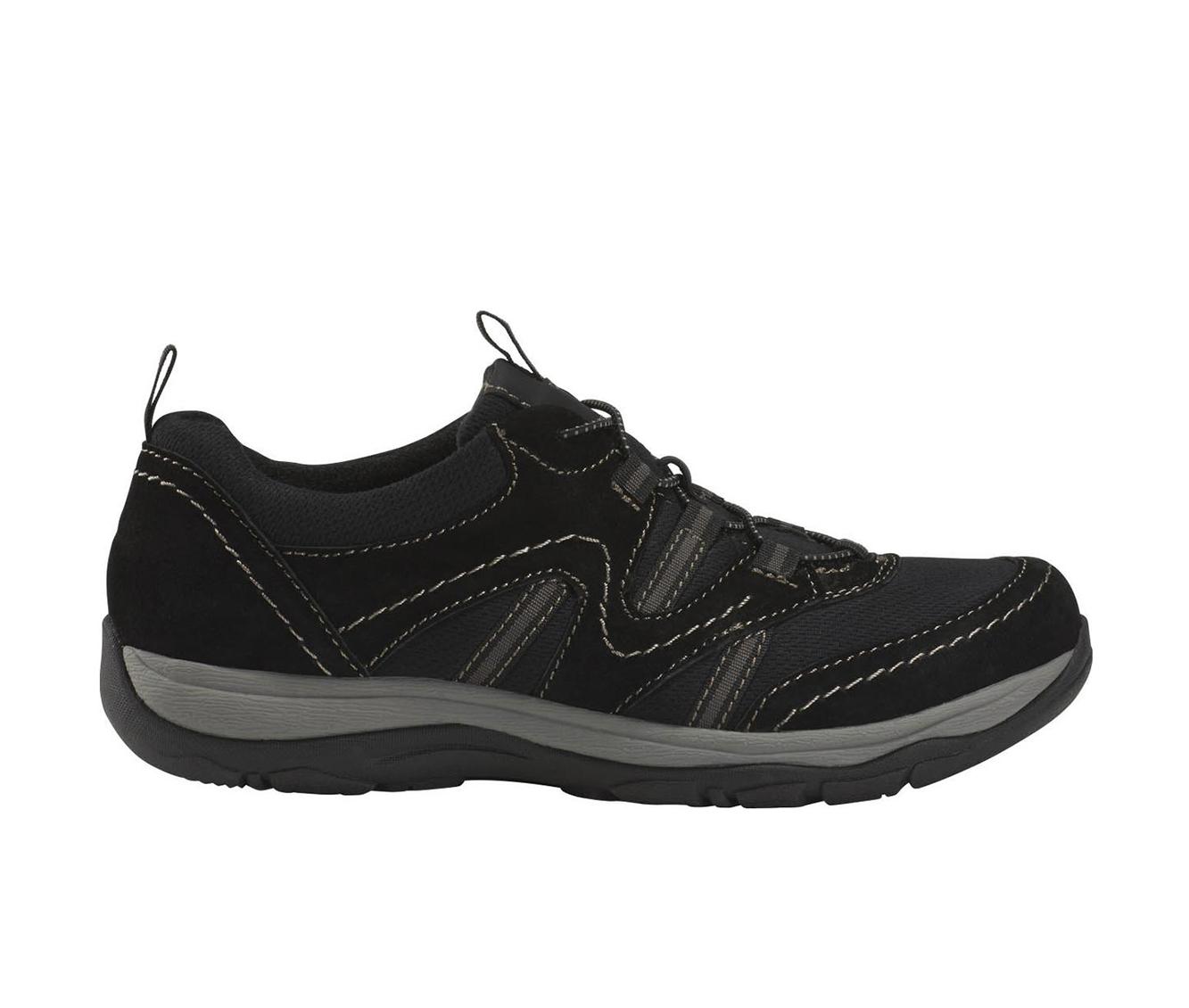Earth Origins Luci Landon Women's Shoe (Black Suede)