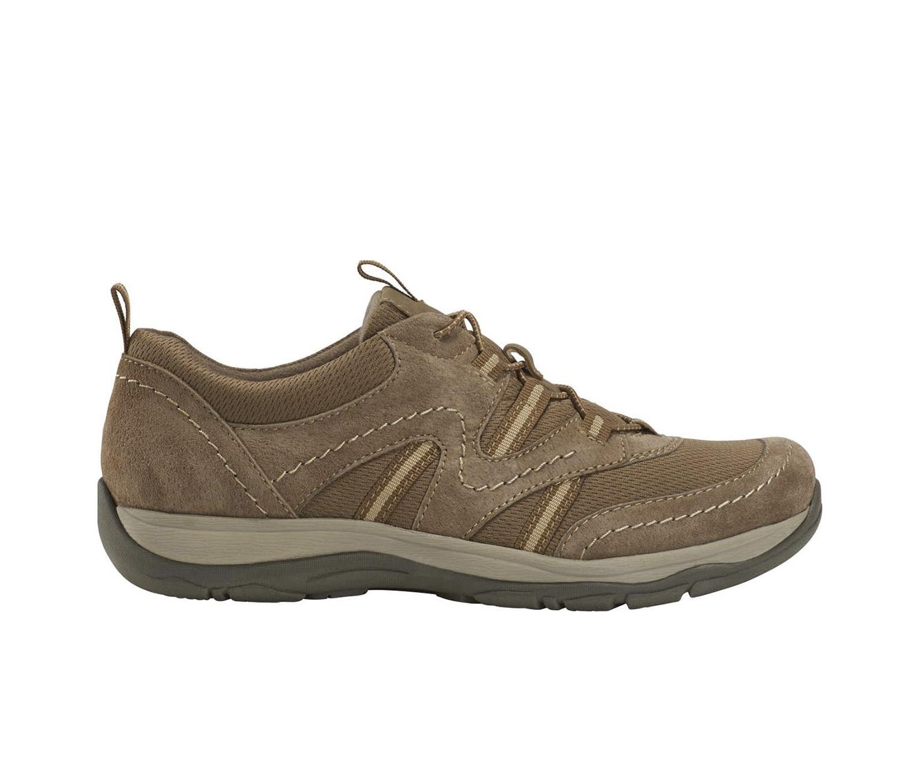 Earth Origins Luci Landon Women's Shoe (Brown Suede)