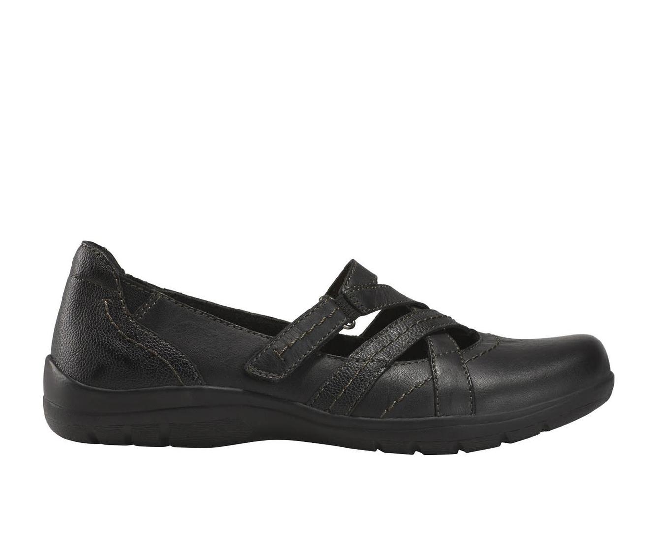 Earth Origins Rapid 2 Raelynn Women's Shoe (Black Leather)