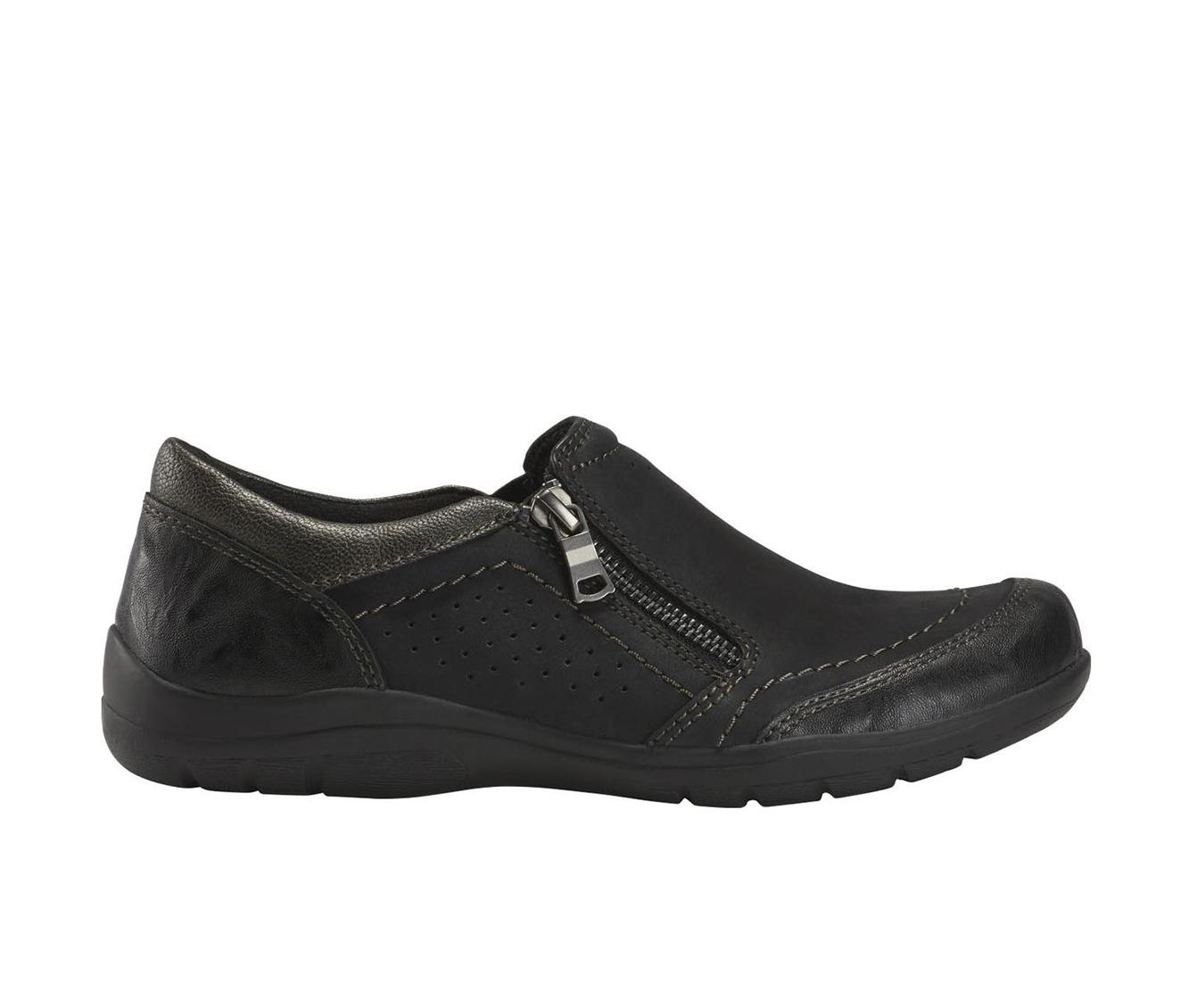 Earth Origins Rapid 2 Randall Women's Shoe (Black Leather)