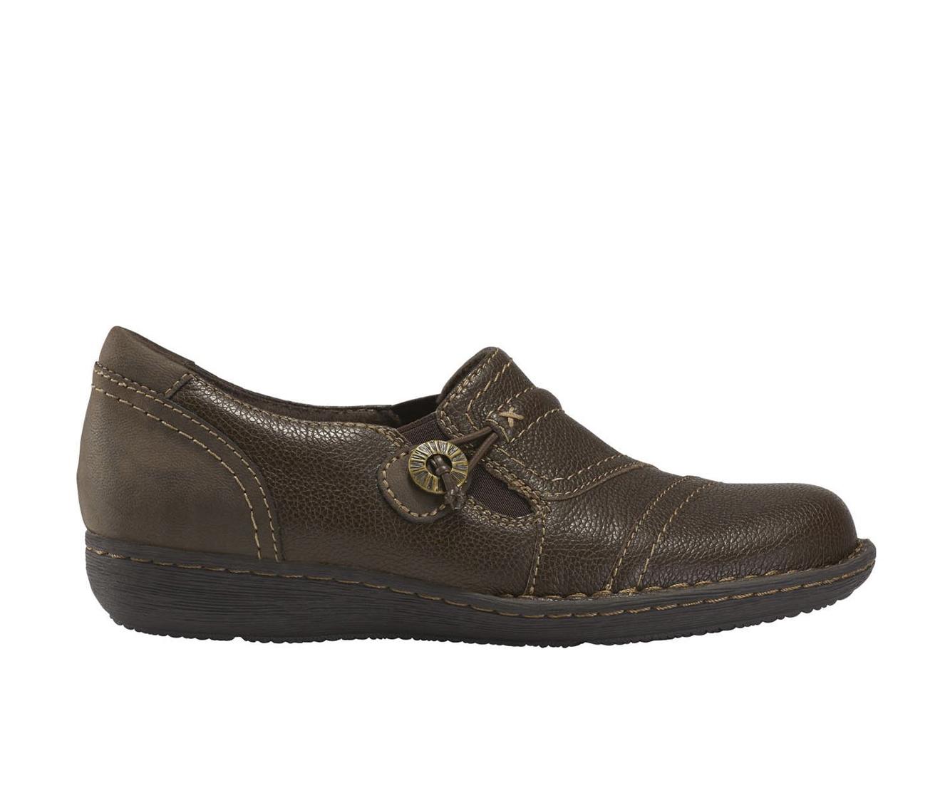 Earth Origins Tamara Tami Women's Shoe (Brown Leather)