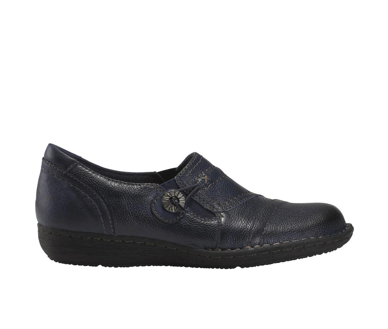 Earth Origins Tamara Tami Women's Shoe (Blue Leather)
