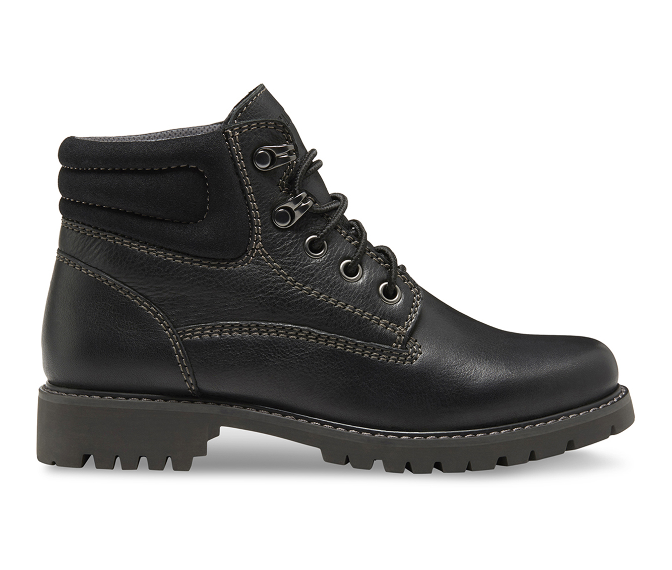 Eastland Edith Women's Boot (Black Leather)