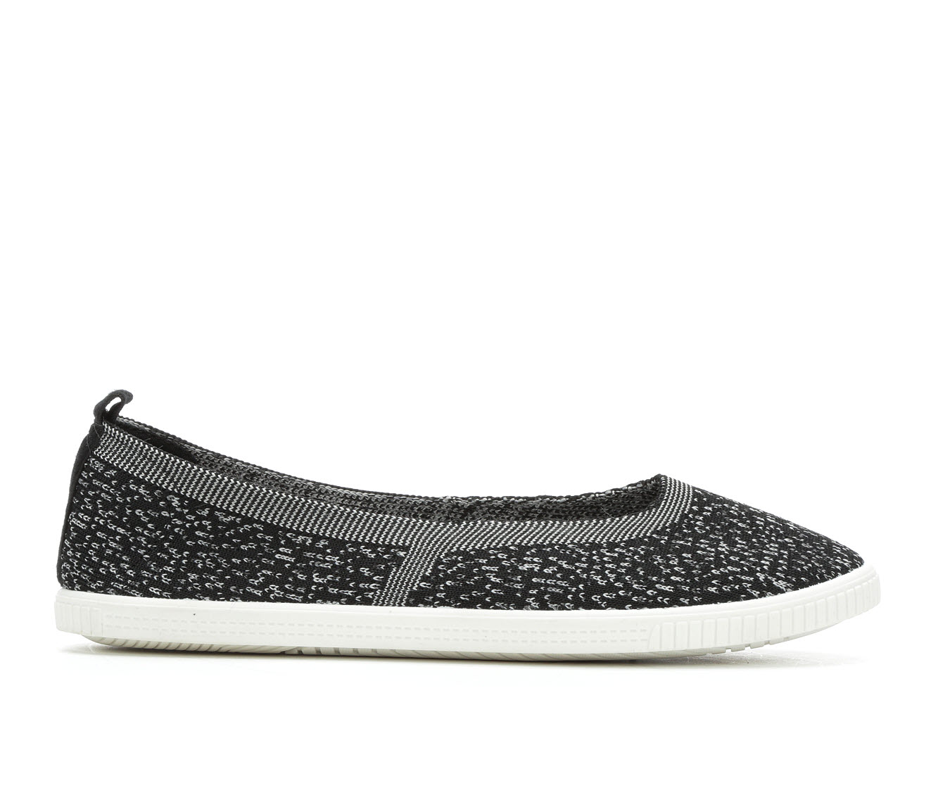 Jellypop Piper Women's Shoe (Black Canvas)