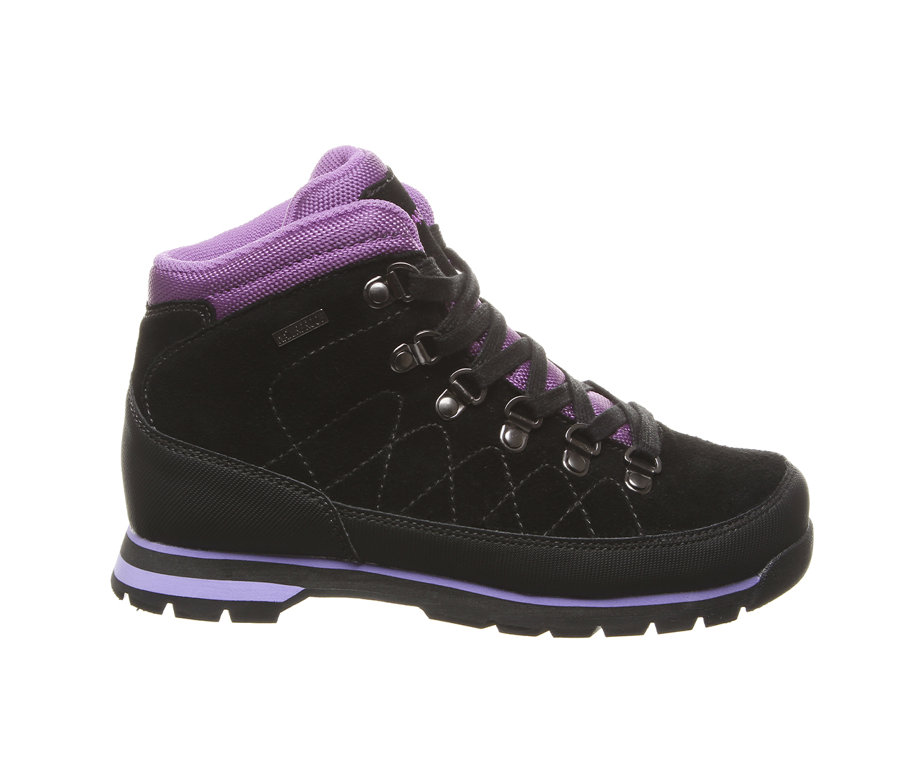 Bearpaw Kalalau Women's Shoe (Black Suede)