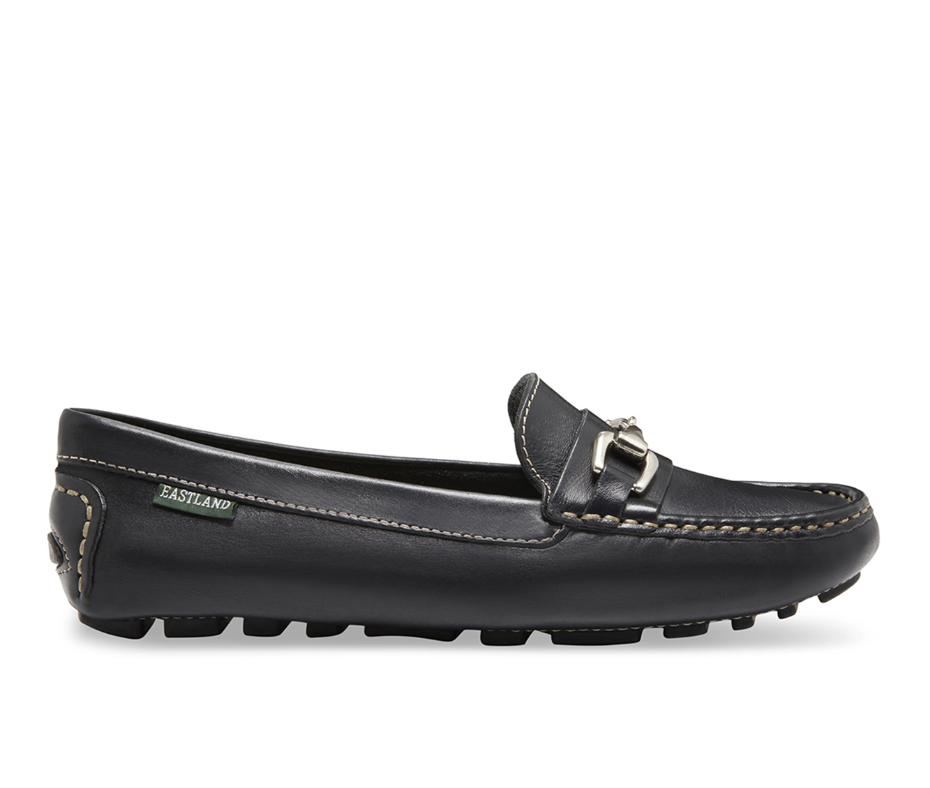 Eastland Olivia Women's Shoe (Black Leather)
