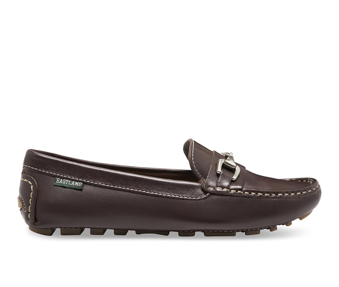 Eastland Olivia Women's Shoe (Brown Leather)