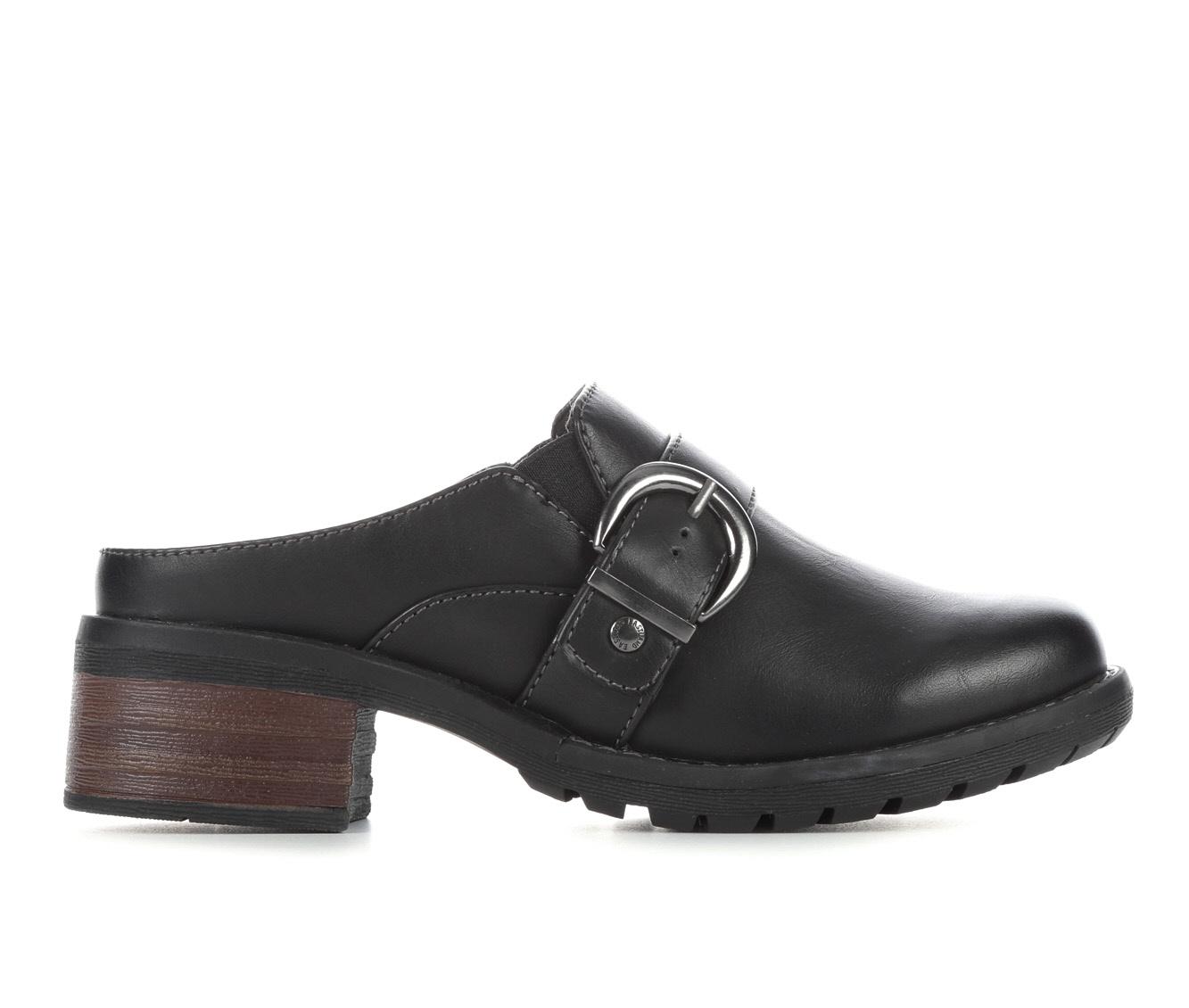 Eastland Erin Women's Shoe (Black Faux Leather)