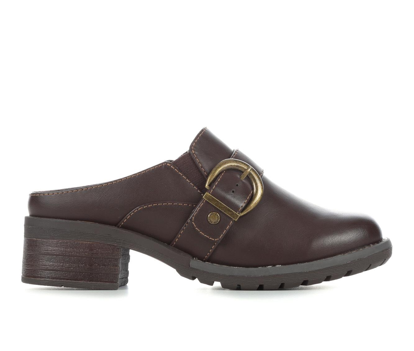 Eastland Erin Women's Shoe (Brown Faux Leather)