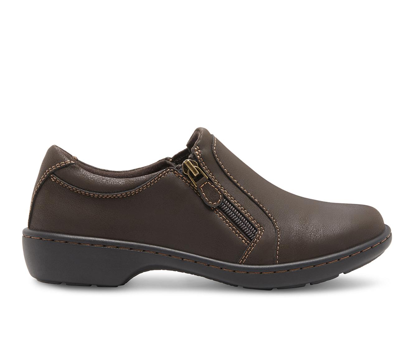 Eastland Vicky Women's Shoe (Brown Faux Leather)