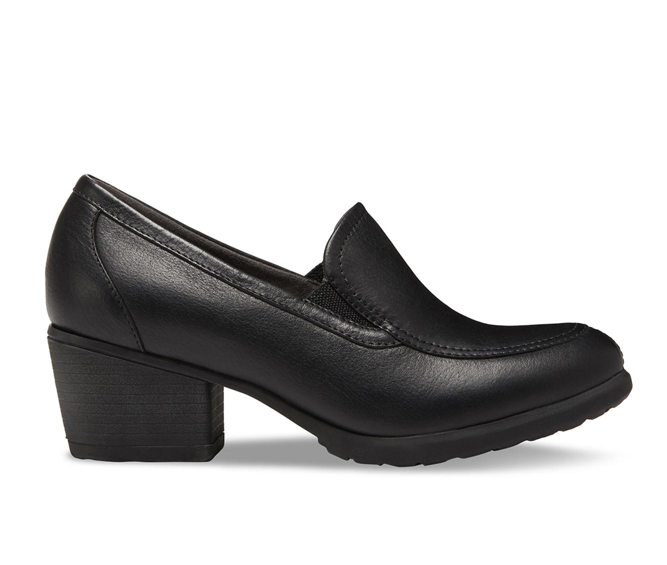 Eastland Tonie Women's Shoe (Black Leather)