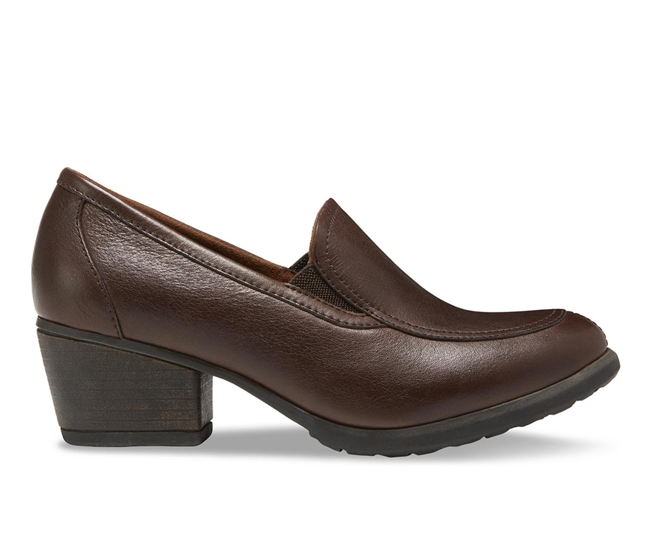 Eastland Tonie Women's Shoe (Brown Leather)