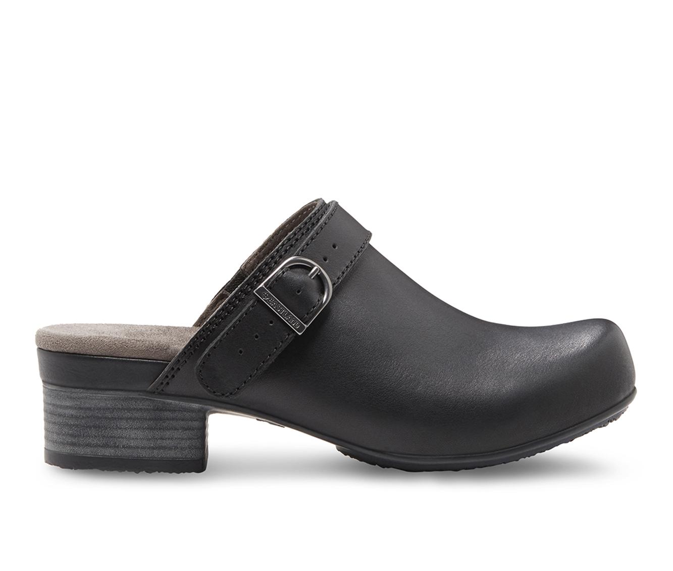 Eastland Adele Women's Shoe (Black Leather)