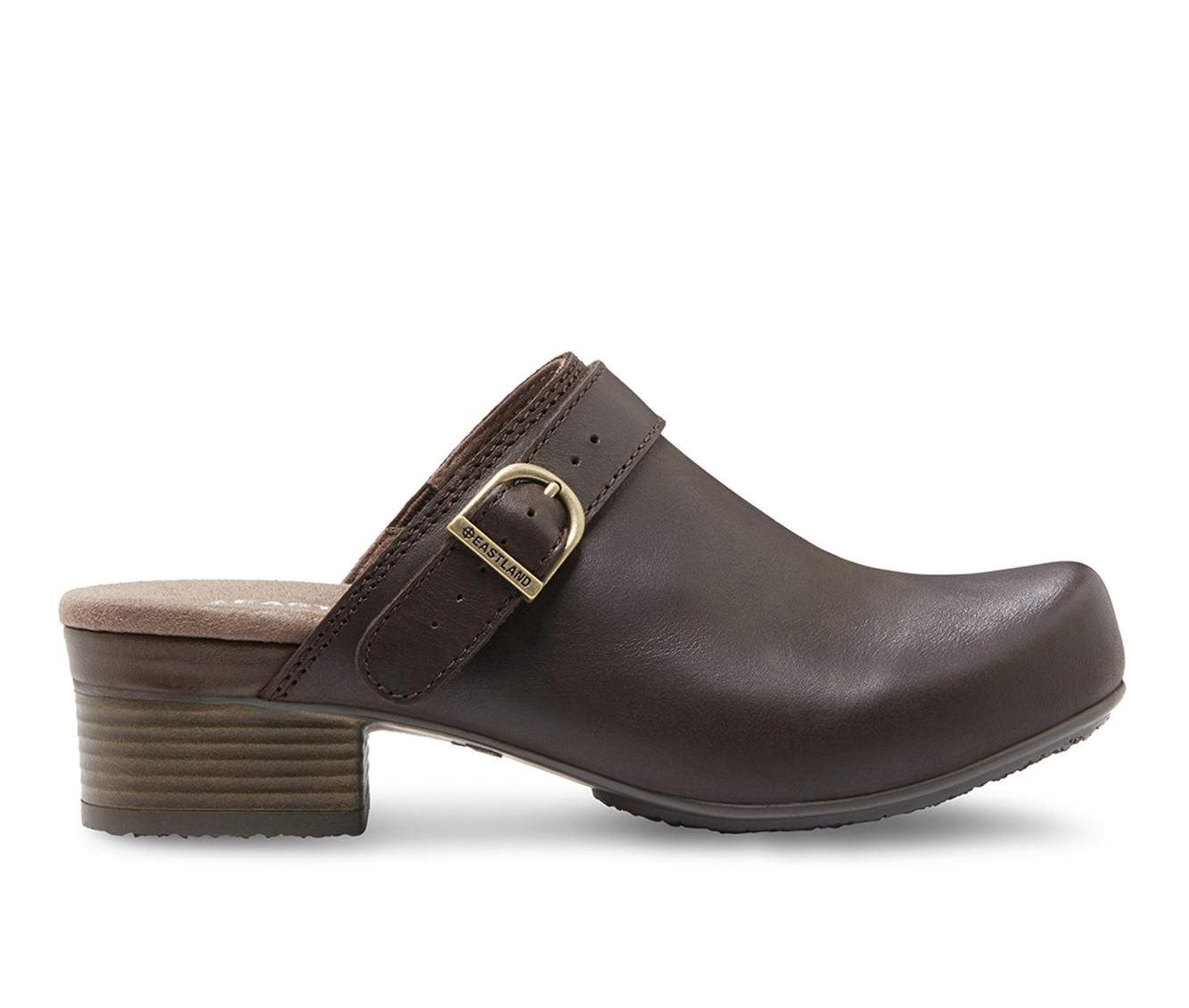 Eastland Adele Women's Shoe (Brown Leather)