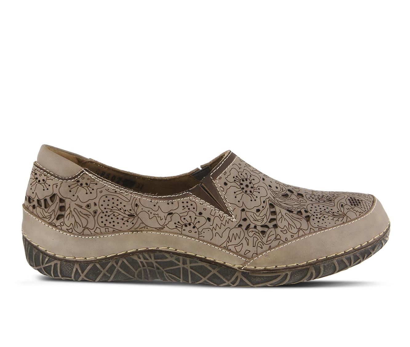 L'Artiste Libora Women's Shoe (Gray Leather)
