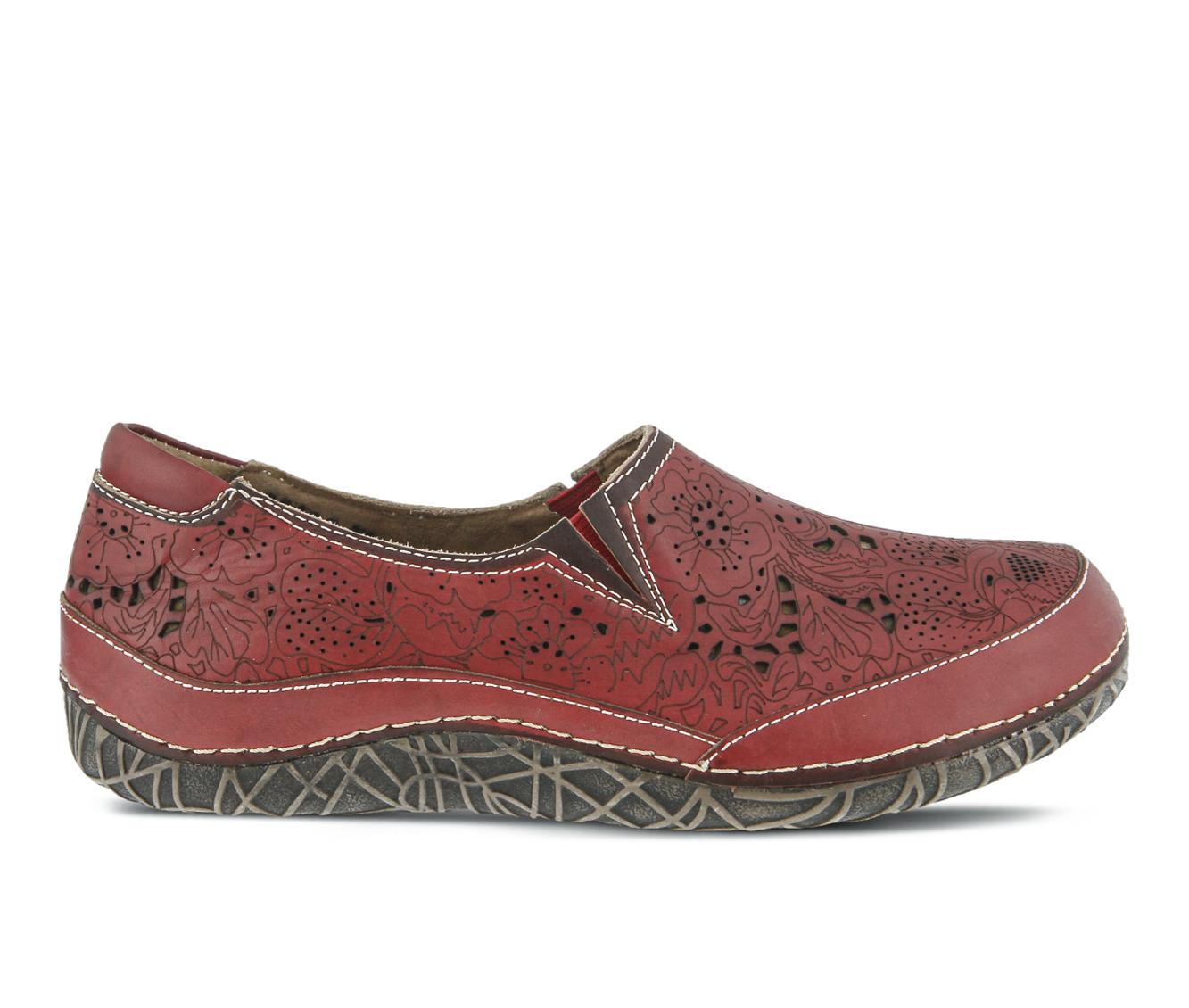 L'Artiste Libora Women's Shoe (Red Leather)