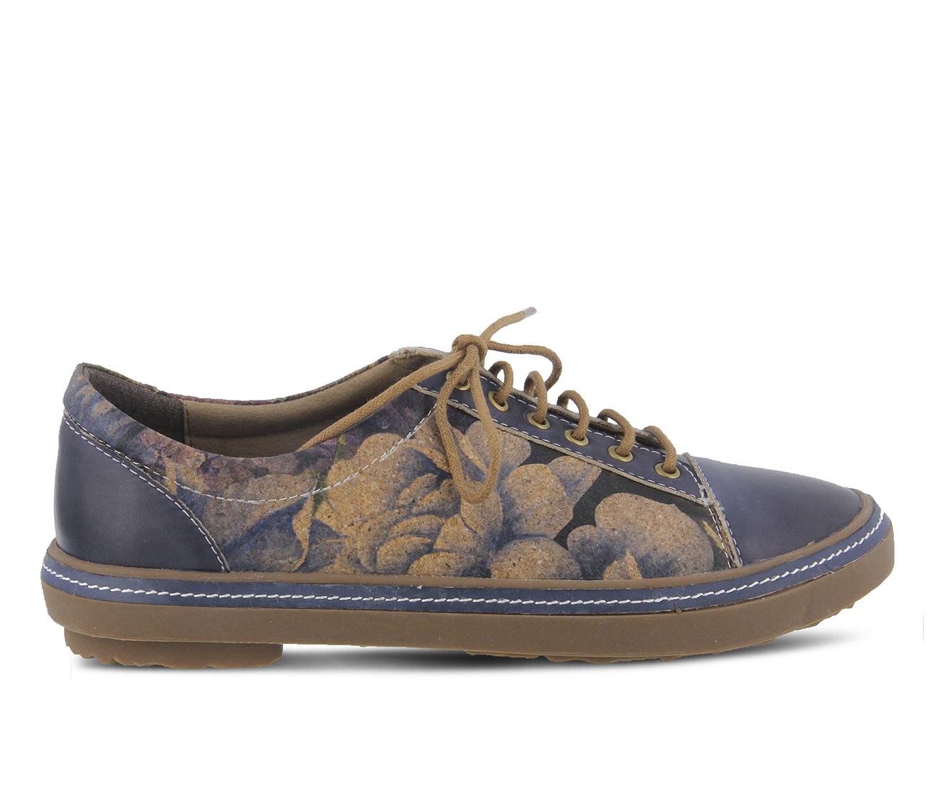 L'Artiste Libbi-Rose Women's Shoe (Blue Leather)