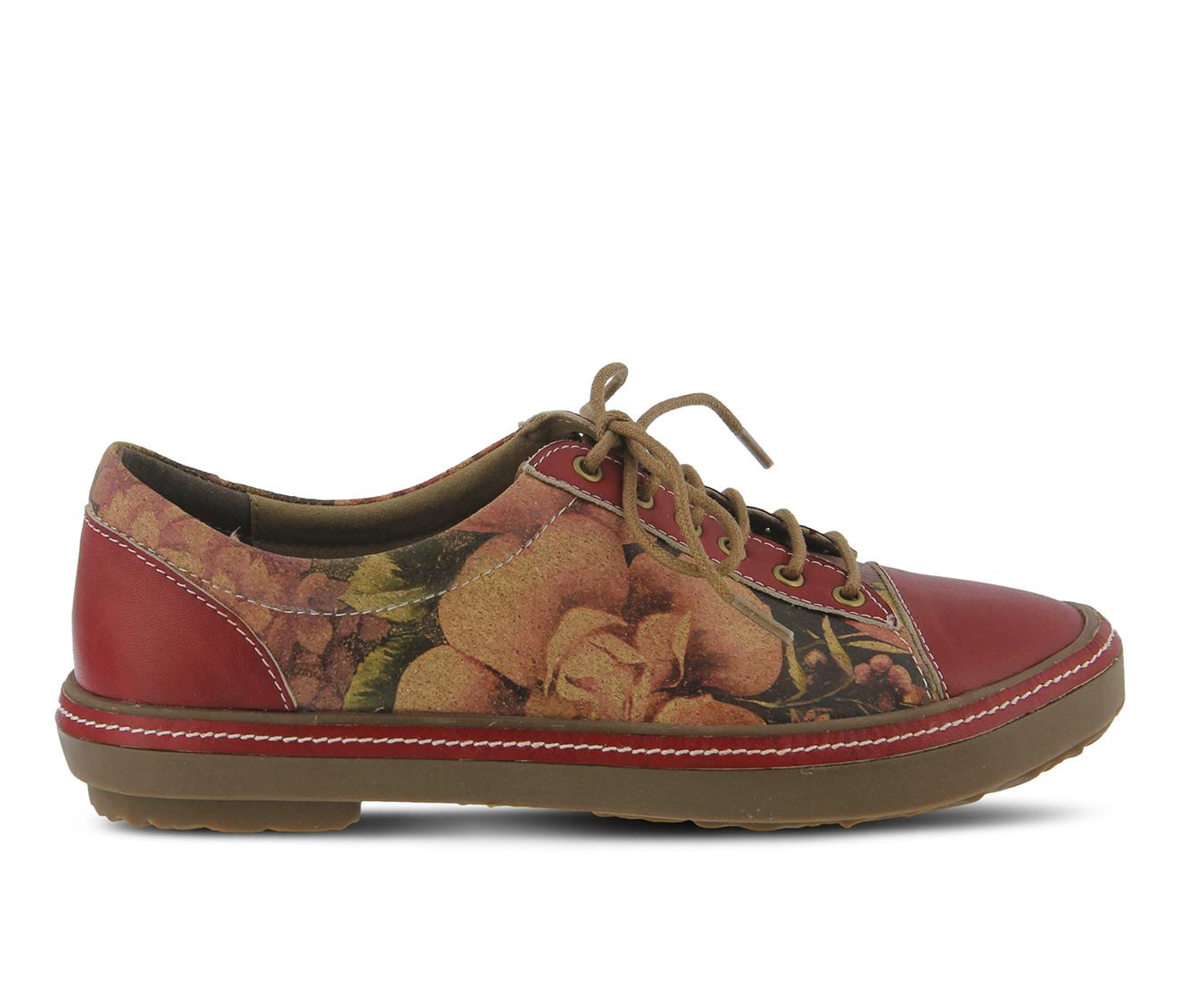 L'Artiste Libbi-Rose Women's Shoe (Red Leather)