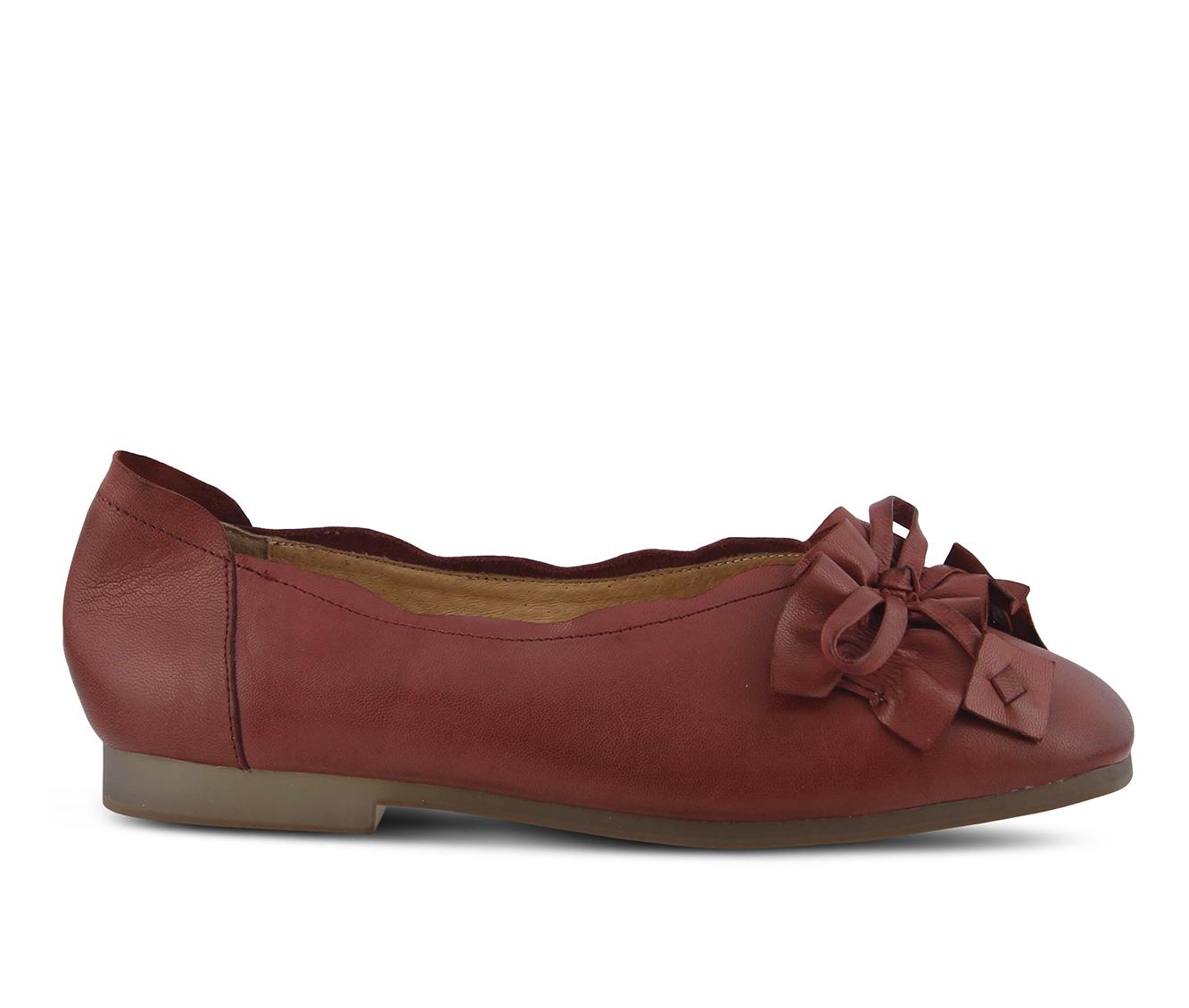 L'Artiste Louisa Women's Shoe (Red Leather)