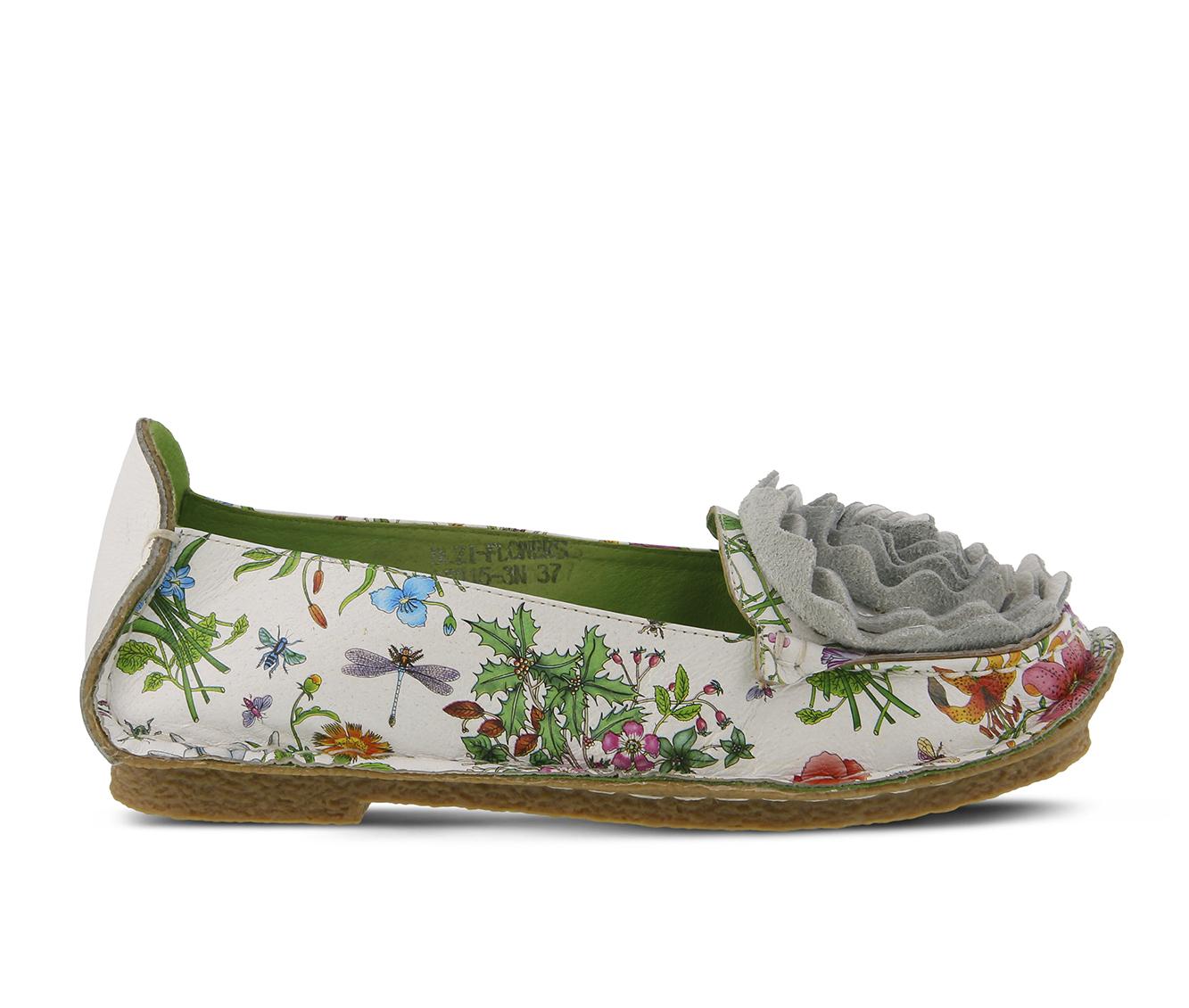 L'Artiste Dezi Women's Shoe (Multi-color Leather)