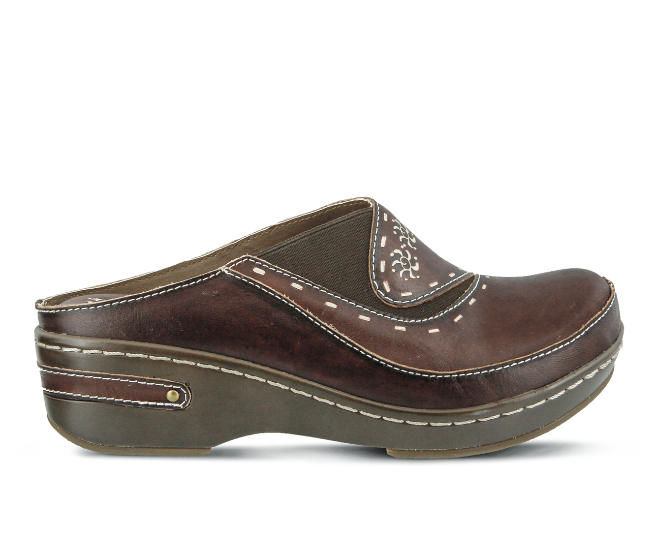 L'Artiste Chino Women's Shoe (Brown Leather)