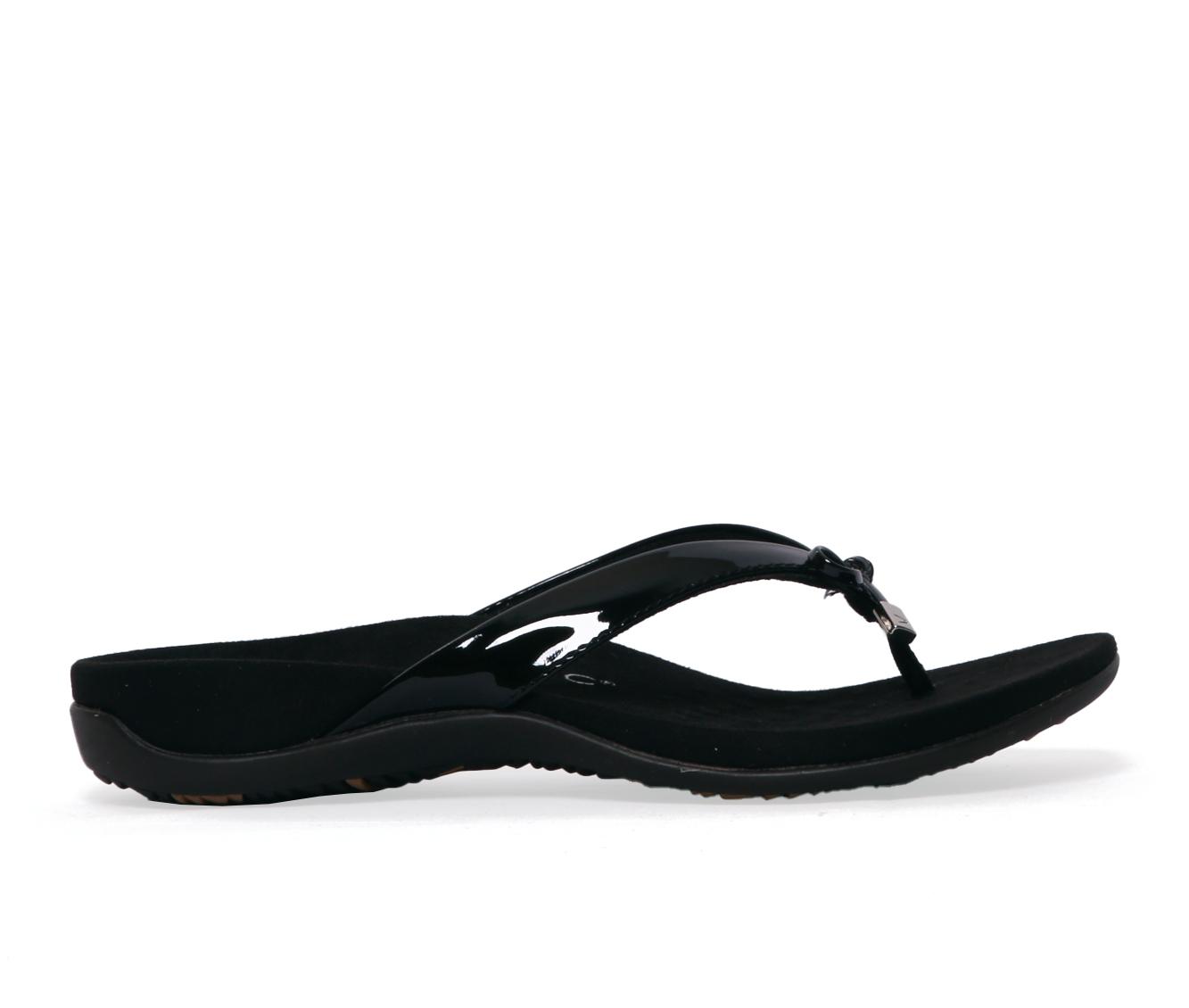 Vionic Bella Women's Sandal (Black Leather)